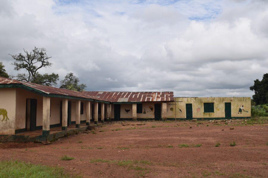 Primary school in Ungwan Gaudi