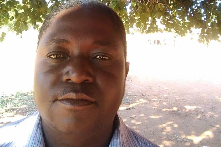 Portrait of Elliot Mugande, Community Reporter based in Binga, Zimbabwe