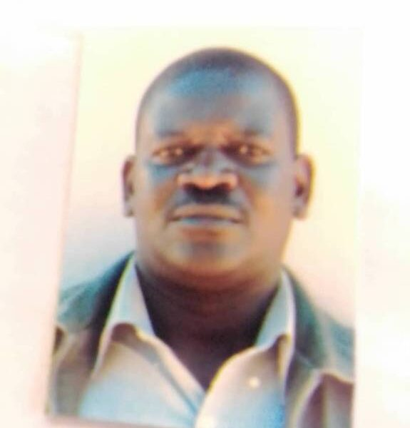 Portrait of Endy Ziyera, a Community Reporter in Zimbabwe