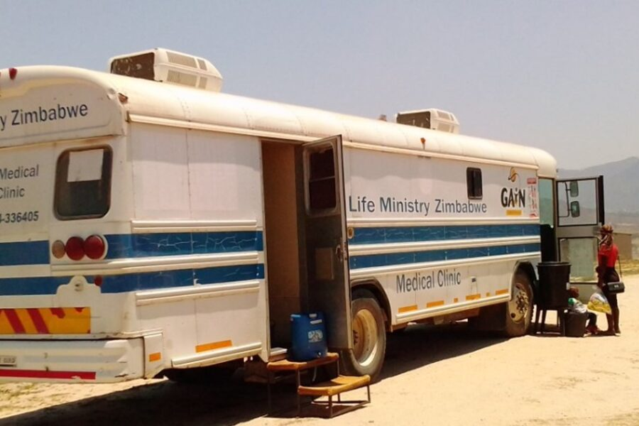 Gimboki Mobile Clinic, Zimbabwe