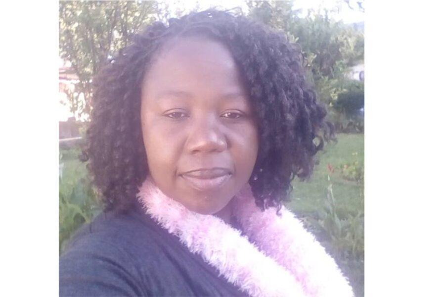 Portrait of Mildred Muzanechita, ECID Community Reporter based in Mutare, Zimbabwe